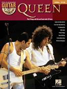 Cover icon of Another One Bites The Dust sheet music for guitar (chords) by Queen and John Deacon, intermediate skill level