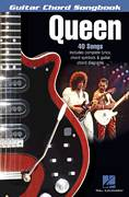 Cover icon of A Kind Of Magic sheet music for guitar (chords) by Queen and Roger Taylor, intermediate skill level