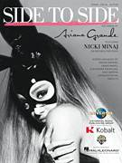 Cover icon of Side To Side (featuring Nicki Minaj) sheet music for voice, piano or guitar by Ariana Grande, Ariana Grande feat. Nicki Minaj, Nicki Minaj, Alexander Kronlund, Ilya, Max Martin, Onika Maraj and Savan Kotecha, intermediate skill level