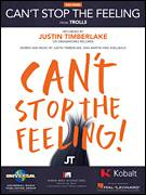 Cover icon of Can't Stop The Feeling sheet music for piano solo by Justin Timberlake, Max Martin and Shellback, easy skill level
