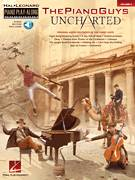 Cover icon of Uncharted sheet music for piano solo by The Piano Guys, Al van der Beek and Steven Sharp Nelson, intermediate skill level