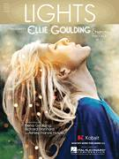 Cover icon of Lights sheet music for voice, piano or guitar by Ellie Goulding, Ash Howe and Richard Stannard, intermediate skill level