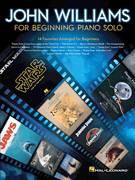 Cover icon of Theme From Jurassic Park sheet music for piano solo (big note book) by John Williams, easy piano (big note book)