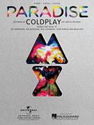 Cover icon of Paradise sheet music for voice, piano or guitar by Coldplay, Brian Eno, Chris Martin, Guy Berryman, Jonny Buckland and Will Champion, intermediate skill level