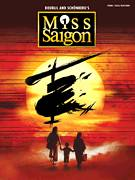 Cover icon of Too Much For One Heart (from Miss Saigon) sheet music for voice, piano or guitar by Boublil and Schonberg, Alain Boublil, Claude-Michel Schonberg and Richard Maltby, Jr., intermediate skill level