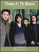 Cover icon of Thnks Fr Th Mmrs sheet music for voice, piano or guitar by Fall Out Boy, Andrew Hurley, Joseph Trohman, Patrick Stump and Peter Wentz, intermediate skill level
