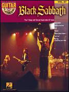 Cover icon of Black Sabbath sheet music for guitar (tablature, play-along) by Black Sabbath, Ozzy Osbourne, Frank Iommi, John Osbourne, Terence Butler and William Ward, intermediate skill level