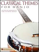 Cover icon of Canon In D sheet music for banjo solo by Johann Pachelbel, classical score, intermediate skill level