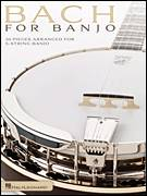 Cover icon of Arioso sheet music for banjo solo by Johann Sebastian Bach and Mark Phillips, classical score, intermediate skill level