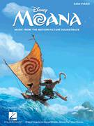 Cover icon of I Am Moana (Song Of The Ancestors) sheet music for piano solo by Lin-Manuel Miranda and Mark Mancina, easy skill level
