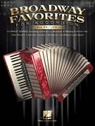 Cover icon of I Got Rhythm sheet music for accordion by George Gershwin and Ira Gershwin, intermediate skill level