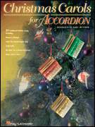 Cover icon of Jolly Old St. Nicholas sheet music for accordion by Anonymous, Gary Meisner and Miscellaneous, intermediate skill level