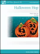 Cover icon of Halloween Hop sheet music for piano solo (elementary) by Al Rita, beginner piano (elementary)