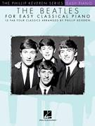 Cover icon of Lady Madonna sheet music for piano solo by Paul McCartney, Phillip Keveren, The Beatles and John Lennon, easy skill level
