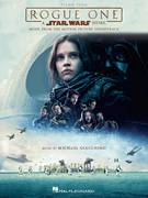 Cover icon of Rogue One sheet music for piano solo by Michael Giacchino, classical score, intermediate skill level