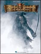Cover icon of I See Dead People In Boats (from Pirates Of The Caribbean: At World's End) sheet music for piano solo by Hans Zimmer, intermediate skill level