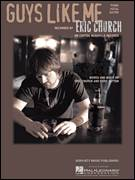 Cover icon of Guys Like Me sheet music for voice, piano or guitar by Eric Church and Deric Ruttan, intermediate skill level