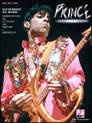 Cover icon of My Name Is Prince sheet music for voice, piano or guitar by Prince, Prince & The New Power Generation and Anthony Mosley, intermediate skill level