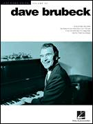 Cover icon of The Duke sheet music for piano solo by Dave Brubeck, intermediate skill level