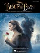 Cover icon of Be Our Guest sheet music for piano solo by Beauty and the Beast Cast, Emma Thompson, Ewan McGregor, Gugu Mbatha-Raw, Ian McKellan, Alan Menken and Howard Ashman, easy skill level