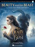 Cover icon of Beauty And The Beast sheet music for voice and piano by Ariana Grande & John Legend, Ariana Grande, Celine Dion & Peabo Bryson, John Legend, Alan Menken and Howard Ashman, intermediate skill level