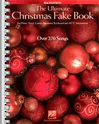 Cover icon of A Christmas Carol sheet music for voice and other instruments (fake book) by Leslie Bricusse, intermediate skill level