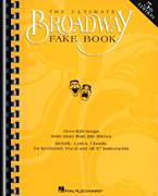 Cover icon of Broadway Baby sheet music for voice and other instruments (fake book) by Stephen Sondheim, intermediate skill level
