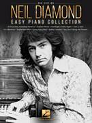 Cover icon of Forever In Blue Jeans sheet music for piano solo by Neil Diamond and Richard Bennett, easy skill level