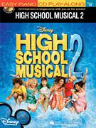Cover icon of Everyday, (easy) sheet music for piano solo by High School Musical 2 and Jamie Houston, easy skill level