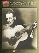 Cover icon of Roll On, Columbia sheet music for guitar solo (chords) by Woody Guthrie, Lead Belly, Huddie Ledbetter and John A. Lomax, easy guitar (chords)