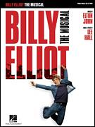 Cover icon of Electricity sheet music for voice, piano or guitar by Elton John, Billy Elliot (Musical) and Lee Hall, intermediate skill level