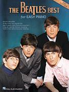 Cover icon of The End sheet music for piano solo by The Beatles, John Lennon and Paul McCartney, easy skill level