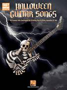 Cover icon of Halloween Song sheet music for guitar solo (easy tablature), easy guitar (easy tablature)