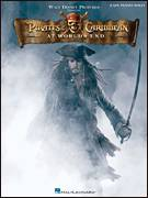 Cover icon of At Wit's End (from Pirates Of The Caribbean: At World's End) sheet music for piano solo by Hans Zimmer, easy skill level