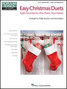 Cover icon of Jingle Bell Rock sheet music for piano four hands by Joe Beal, intermediate skill level