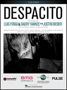 Cover icon of Despacito sheet music for piano solo by Luis Fonsi & Daddy Yankee feat. Justin Bieber, Daddy Yankee, Justin Bieber, Erika Ender, Luis Fonsi and Ramon Ayala, easy skill level