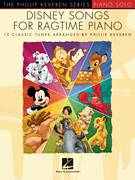 Cover icon of Little April Shower [Ragtime version] (arr. Phillip Keveren) sheet music for piano solo by Larry Morey, Phillip Keveren and Frank Churchill, intermediate skill level
