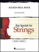 Cover icon of Sleigh Bell Rock (COMPLETE) sheet music for orchestra by James Kazik, intermediate skill level