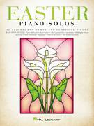 Cover icon of This Joyful Eastertide sheet music for piano solo by George Woodward and Melody from Psalmen, 1685, classical score, intermediate skill level