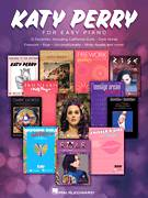 Cover icon of Wide Awake sheet music for piano solo by Katy Perry, Bonnie McKee, Henry Walter, Lukasz Gottwald and Max Martin, easy skill level