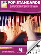 Cover icon of With Or Without You, (beginner) sheet music for piano solo by U2, beginner skill level