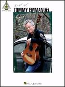 Cover icon of Initiation sheet music for guitar (tablature) by Tommy Emmanuel, intermediate skill level