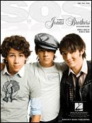 Cover icon of S.O.S. sheet music for voice, piano or guitar by Jonas Brothers and Nicholas Jonas, intermediate skill level