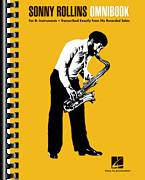 Cover icon of Airegin sheet music for tenor saxophone solo (transcription) by Sonny Rollins and John Coltrane, intermediate tenor saxophone (transcription)