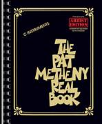 Cover icon of Midwestern Nights Dream sheet music for voice and other instruments (real book) by Pat Metheny, intermediate skill level