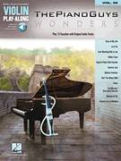 Cover icon of Because Of You sheet music for violin solo by The Piano Guys, Al van der Beek and Steven Sharp Nelson, intermediate skill level