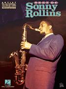 Cover icon of Pent Up House sheet music for tenor saxophone solo (transcription) by Sonny Rollins, intermediate tenor saxophone (transcription)