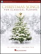 Cover icon of The Christmas Waltz sheet music for clarinet and piano by Sammy Cahn and Jule Styne, classical score, intermediate skill level