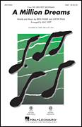 Cover icon of A Million Dreams (from The Greatest Showman) (arr. Mac Huff) sheet music for choir (SAB: soprano, alto, bass) by Mac Huff, Pasek & Paul, Benj Pasek and Justin Paul, intermediate skill level