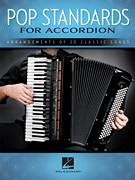 Cover icon of That's Amore (That's Love) sheet music for accordion by Harry Warren and Jack Brooks, intermediate skill level